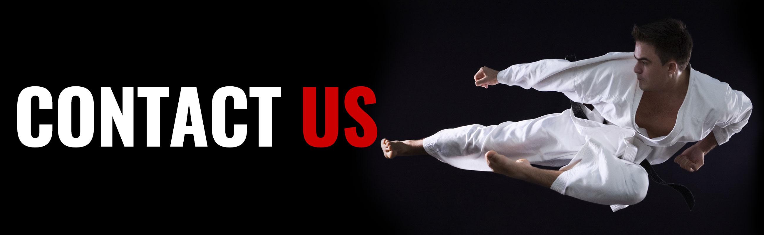 contact our martial arts school