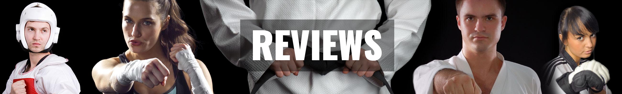 martial arts reviews